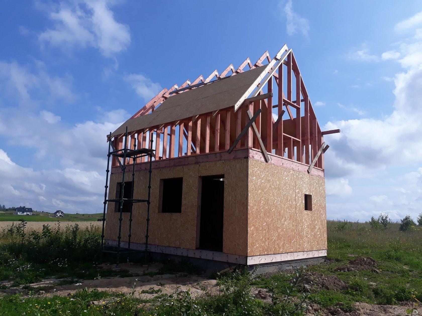 Zlece dokonczenie budowy domku letniskowego