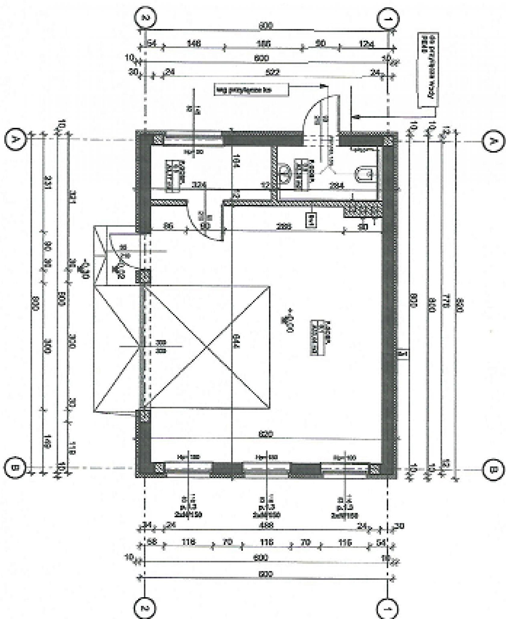 Zlecę budowę BUDYNKU GOSPODARCZEGO (48m2)