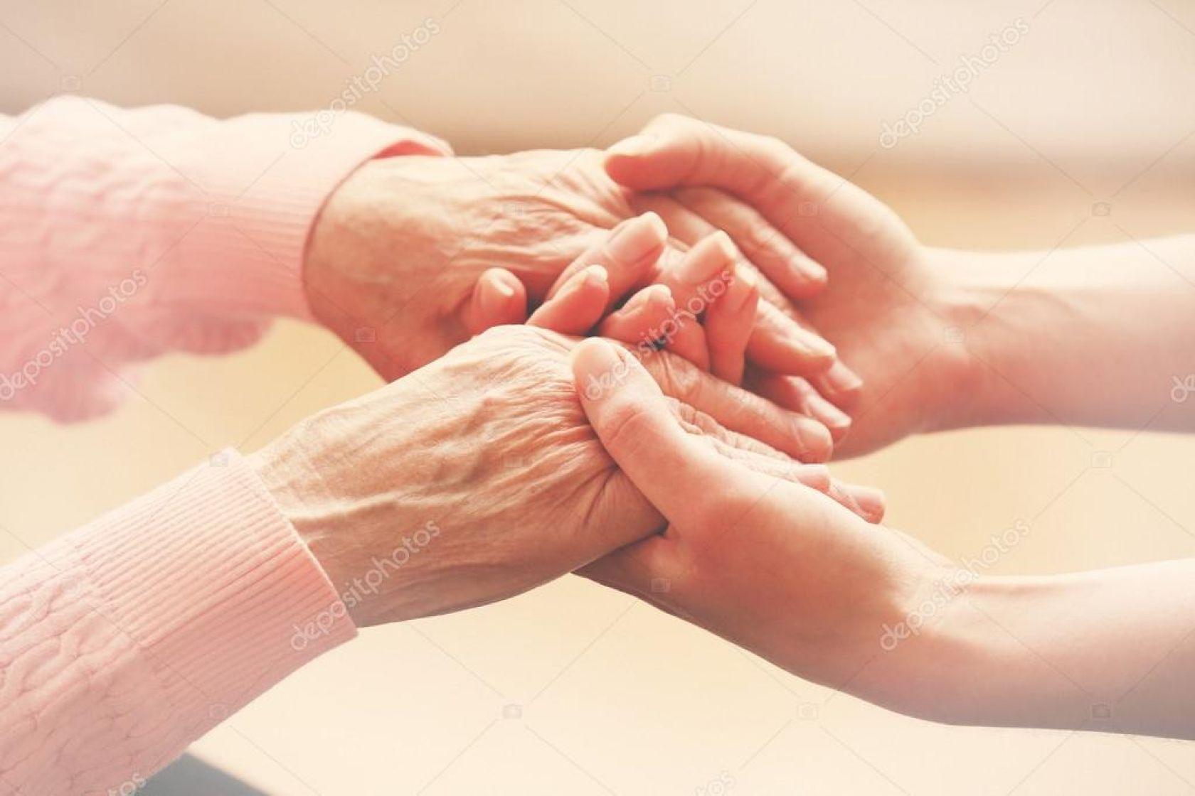 Osoby potrzebujące opieki w domu