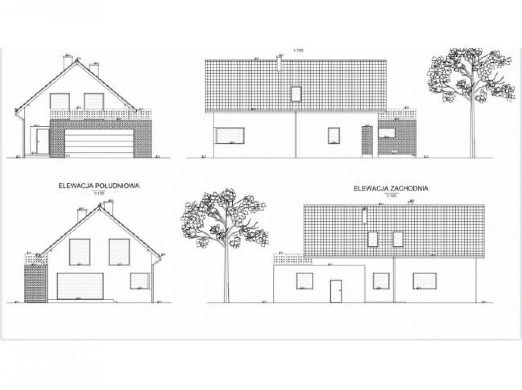 Zlecę wybudowanie domu jednorodzinnego